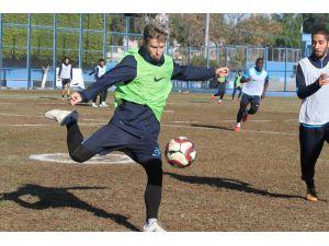 Adana Demirspor'da Balıkesirspor Hazırlıkları Sürüyor