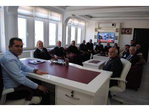 Trabzonlu Gaziler Eğirdir'de