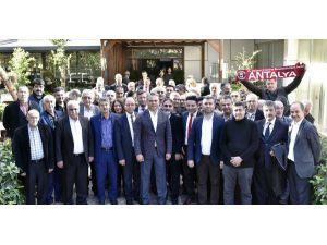 Başkan Uysal, Yörük- Türkmen Dernekleriyle