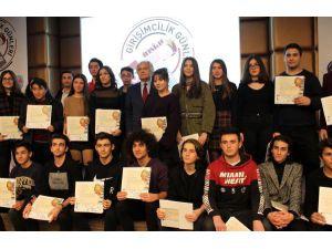 Ansiad, 'Yılın Girişimcileri'ni Ödüllendirdi
