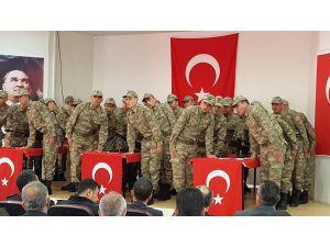 Kahramanmaraş'ta 28 Güvenlik Korucusu İçin Yemin Töreni