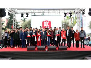 Mersin'de Maraton Fuarı Başladı