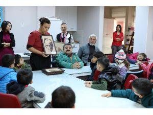 Öğrenciler Engelli Merkezini Ziyaret Etti