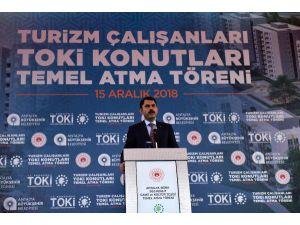 Bakan Kurum: Antalya'daki Projeleri Yakından Takip Ediyoruz (3)