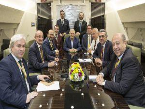 Başbakan Yıldırım'dan 'Kudüs' açıklaması
