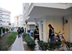 Günübirlik evlere polis operasyonu