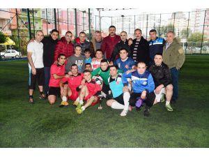 Büyükşehir Zabıtası Futbol Turnuvasında Kaynaştı