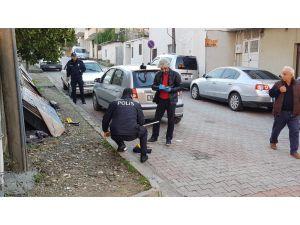 Kar Maskesi Takıp Kuru Sıkı Tabancayla Kuyumcu Soymaya Çalışan Şahıs Kıskıvrak Yakalandı