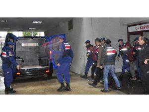 Manavgat'ta Uyuşturucu Ticaretine 5 Tutuklama