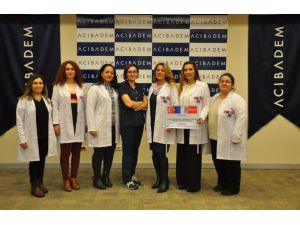 Erasmus+ Programına Acıbadem Adana Hastanesi'nden Destek