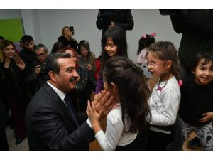 Çukurova'da Semt Kreşlerine Yenisi Eklendi