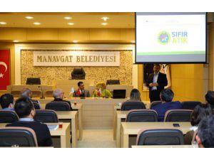 Manavgat Belediyesi'nde Sıfır Atık Toplantısı