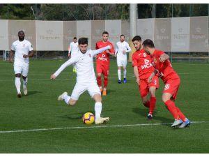 Antalyaspor - Fk Partizani Tirane: 1-1