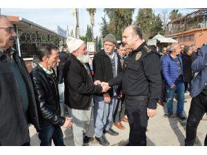 """Emniyet Müdürü Aktaş: """"Adana'da Tek Bir Uyuşturucu Satıcısı Kalmayana Kadar Mücadelemiz Devam Edecek"""""""