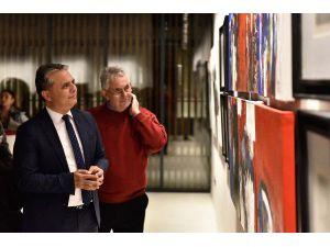 Misman Resimleri Türkan Şoray Kültür Merkezi'nde