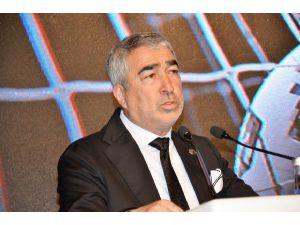 """Samet Aybaba: """"Altyapıya Yatırımlar Yaparak Oyuncuların Yukarı Çıkmasını Sağladık"""""""