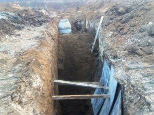 Kahramanmaraş'ta Göçük 1 Ölü 1 Yaralı
