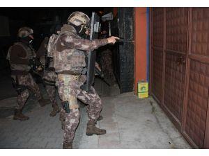 Adana'da Terör Örgütü Htş'ye Operasyon: 13 Gözaltı
