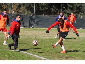 Hatayspor, Gençlerbirliği Maçı Hazırlıklarını Tamamladı
