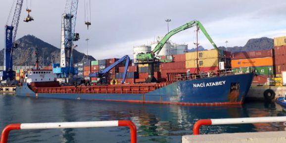 Denizi Kirleten Gemi İçin 799 Bin Lira Ceza
