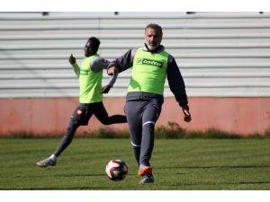 Adanaspor'da Ümraniyespor Maçı Hazırlıkları Başladı