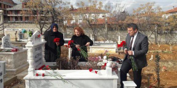 'Umut Bebek' Ölüm Yıl Dönümünde Anıldı