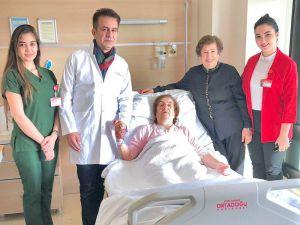Ameliyat Olamayan Hasta Bölgesel Anesteziyle Sağlığına Kavuştu