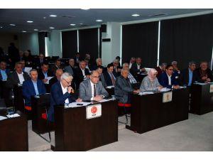 Adana Büyükşehir Belediye Meclisi'nden 7 Dakikalık Toplantı