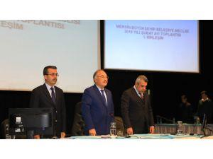 Büyükşehir Belediye Meclisi Şubat Toplantısını Yaptı