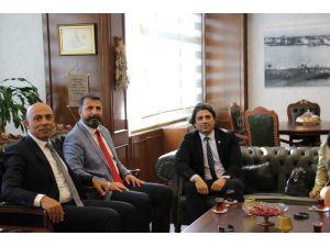 İl Emniyet Müdürü Şahne'den Avukatların Çözüm Talebine Destek