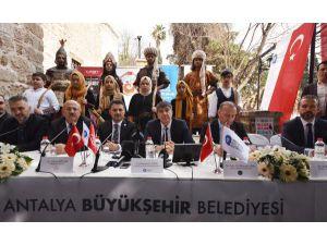 Antalya'nın Fethinin 812'nci Yılı Kutlamaları