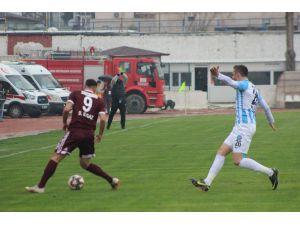 Spor Toto 1. Lig: Hatayspor: 1 - Adana Demirspor: 1