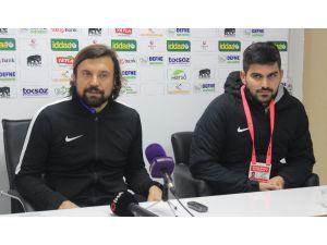 Hatayspor - Adana Demirspor Maçının Ardından