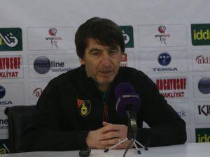 """Orhan Çıkırıkçı: """"Adanaspor Karşısından Galip De Ayrılabilirdik"""""""
