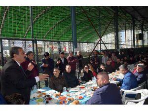 """Başkan Çetin: """"Çocuklarınızı Spora Yönlendirin"""""""