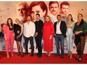 'Yüzleşme' Dizisi Alanya'da Gala Yaptı