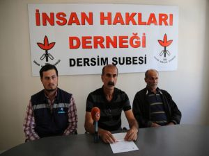 Tunceli'de Aracı Yakılan Öğretmenin Ailesi İyi Haber Bekliyor