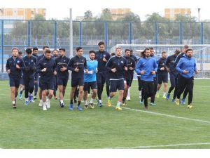 Adana Demirspor, Elazığspor Hazırlıklarını Sürdürdü