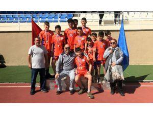 Okullararası İşitme Engelliler Atletizm Yarışmaları Sona Erdi