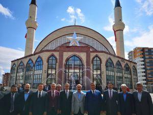 Ayyıldız Camii İbadete Açıldı