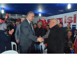 Bakan Ersoy, Serik'i Ziyaret Etti