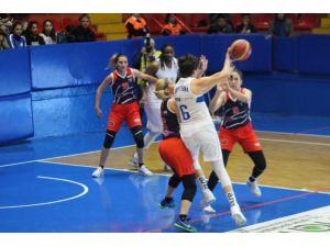 Kadınlar Basketbol Süper Ligi: Hatay Büyükşehir Belediyespor: 103 - Gündoğdu Adana Basketbol: 49