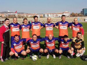 Orta Anadolu Masterler Federasyonu Ligi'nde Final Haftası