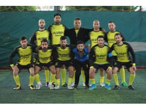 Aosb Futbol Turnuvası'nda 2. Tur Tamamlandı
