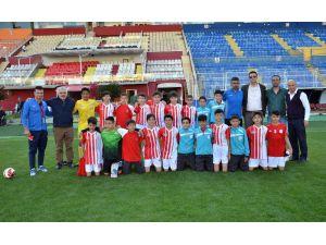 U13 Futbol Altyapı Gelişim Turnuvası 1. Kademe Adana'da Sona Erdi