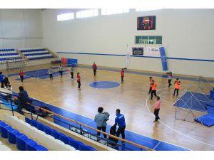 Goalballda şampiyon Yenimahalle Belediyespor