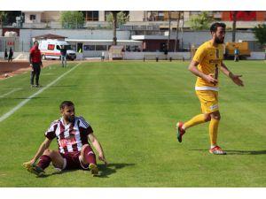 Spor Toto 1. Lig: Hatayspor: 2 - Afjet Afyonspor: 0