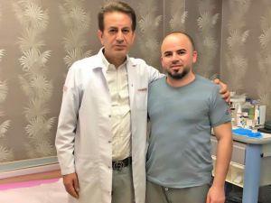 Dr. Bayrak'tan 2 Bininci Apandis Ameliyatı