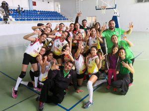 Voleybolcu Kızlar Türkiye Finalinde