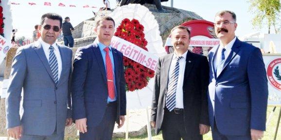 Türk Eğitim Sen'den 23 Nisan kutlaması